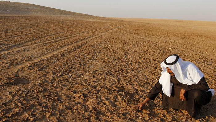 The Drought That Preceded Syria's Civil War Was Likely the Worst in 900 Years