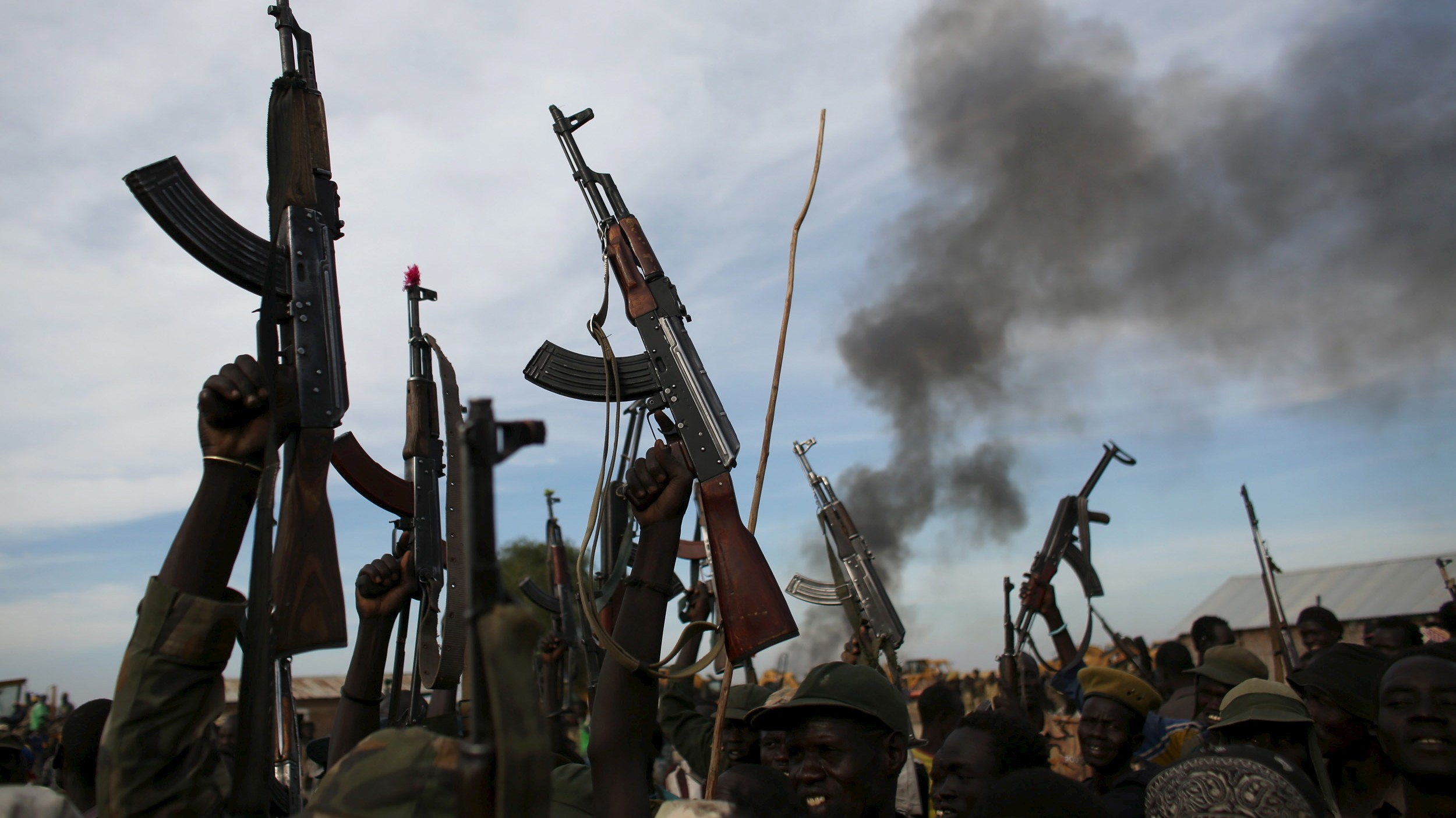 UN Official Estimates 50,000 Dead in South Sudan as Violence Spreads