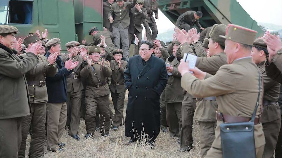 Ready the Nukes, Kim Jong-un Tells North Korea