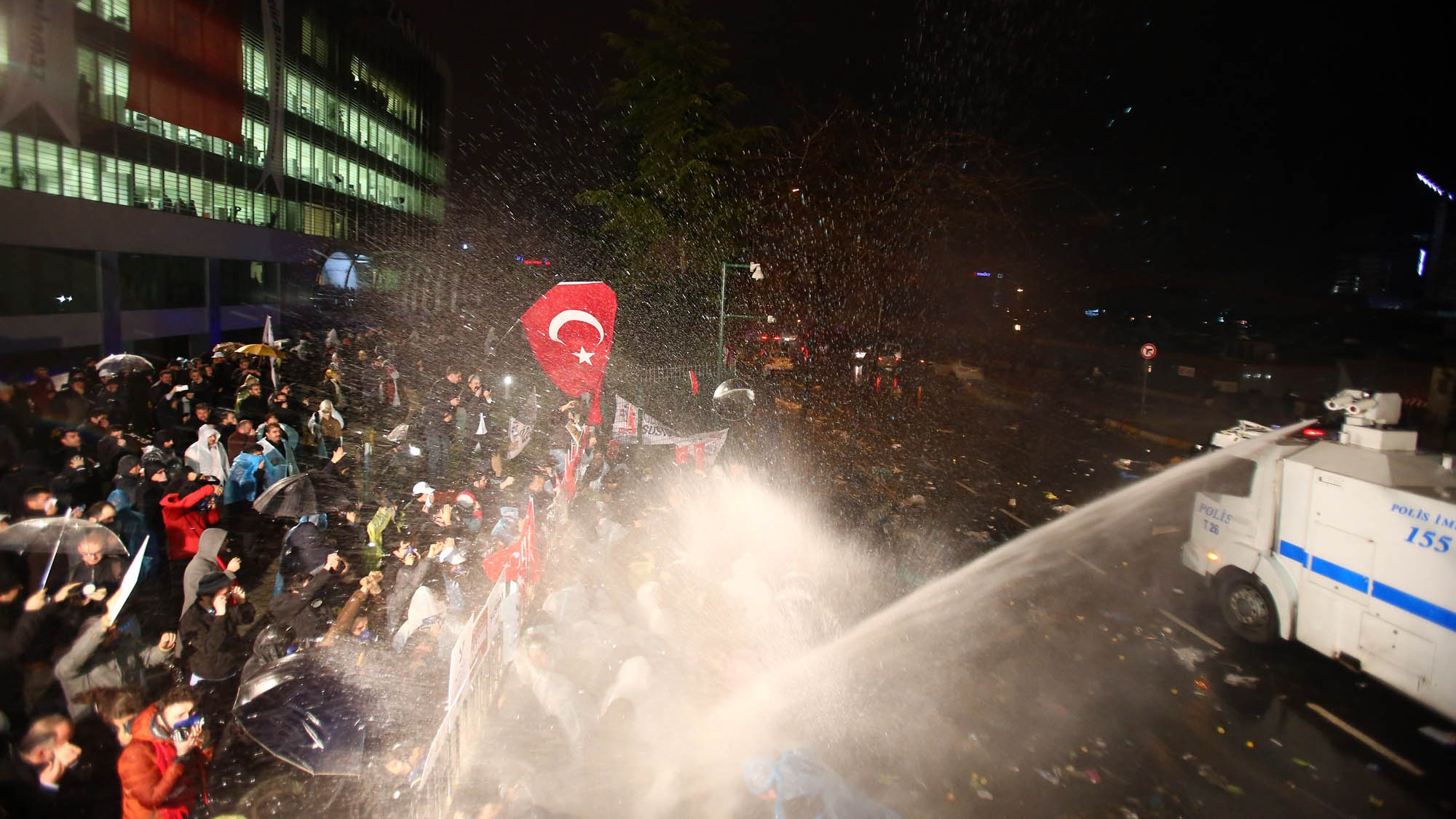 Turkey Fires Top Editor of Country's Largest Newspaper as Media Crackdown Continues