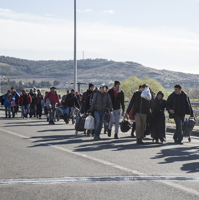 Europe Will Close Main Migration Route at Today's ...