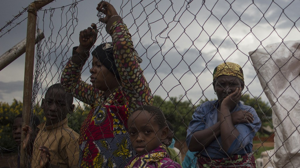 Female Refugees Are Being Forced to Sell Sex to Survive Southern Africa's Drought