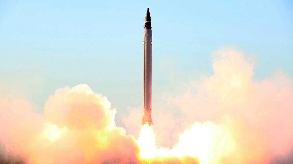 Iran's Missile Tests May Not Violate the Nuke Deal, But May Be Still Breaking Rules