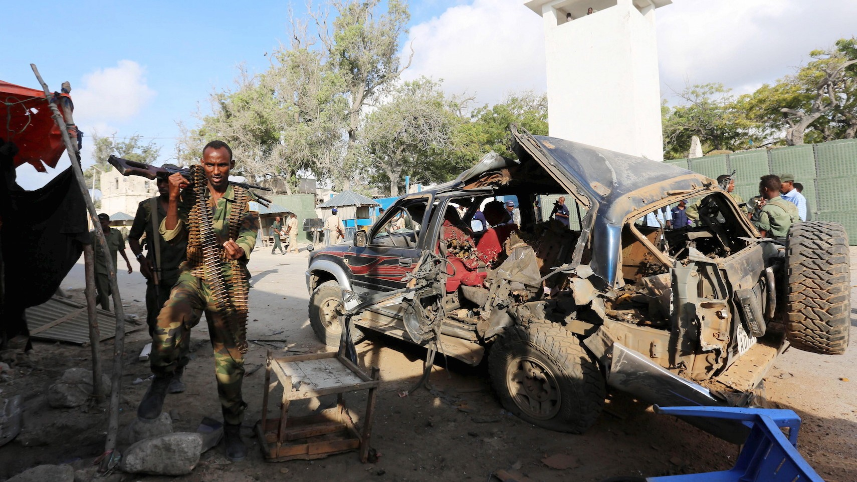 Foreign Soldiers Reportedly Attacked an al-Shabaab Base in Somalia, Days After US Airstrikes