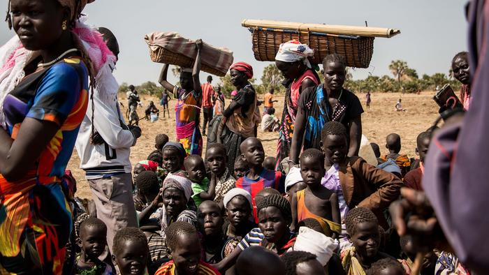 In South Sudan's War, Mass Gang Rape Has Become an Everyday Weapon