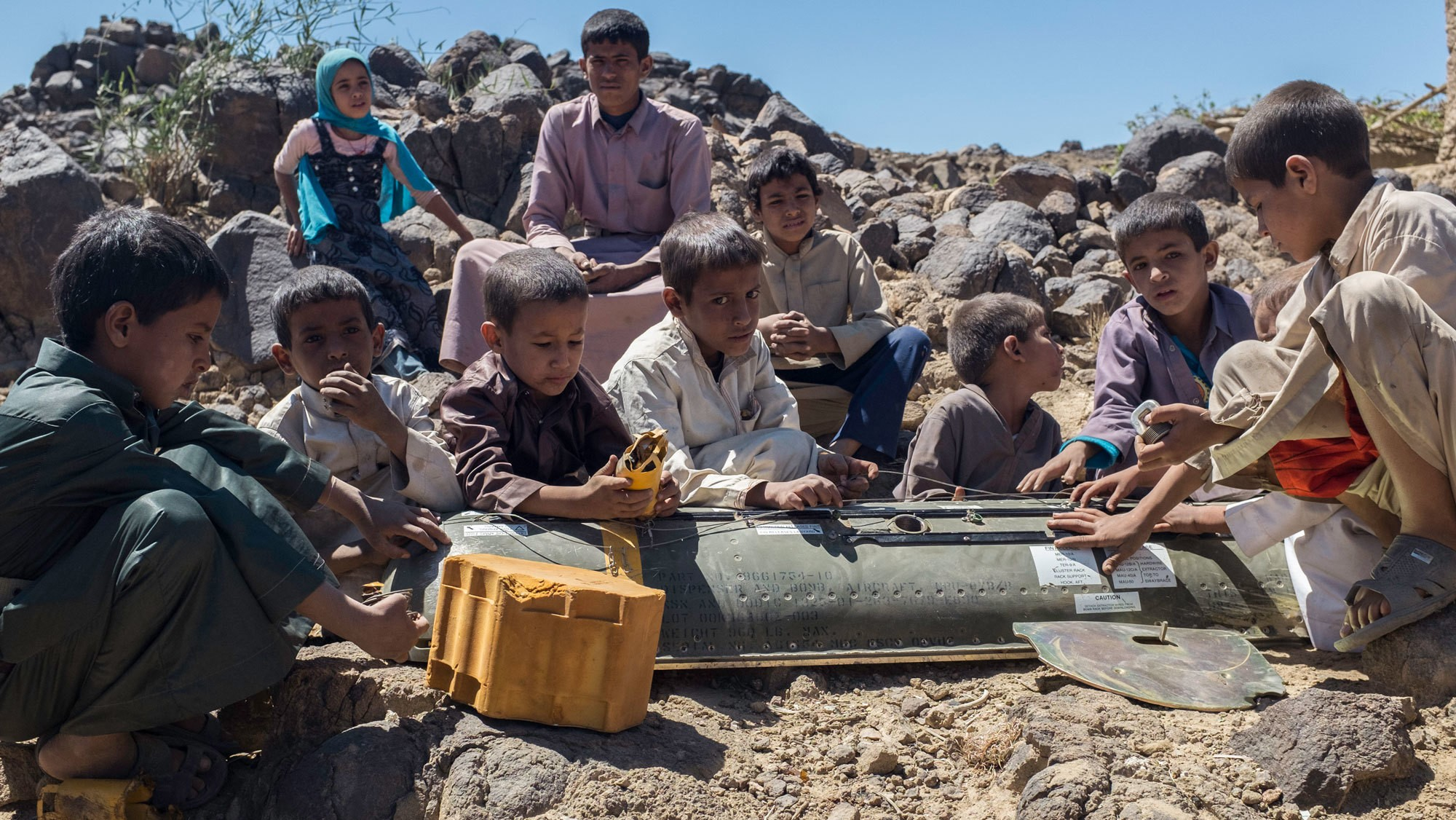 Dead Civilians, Uneasy Alliances, and the Fog of Yemen's War