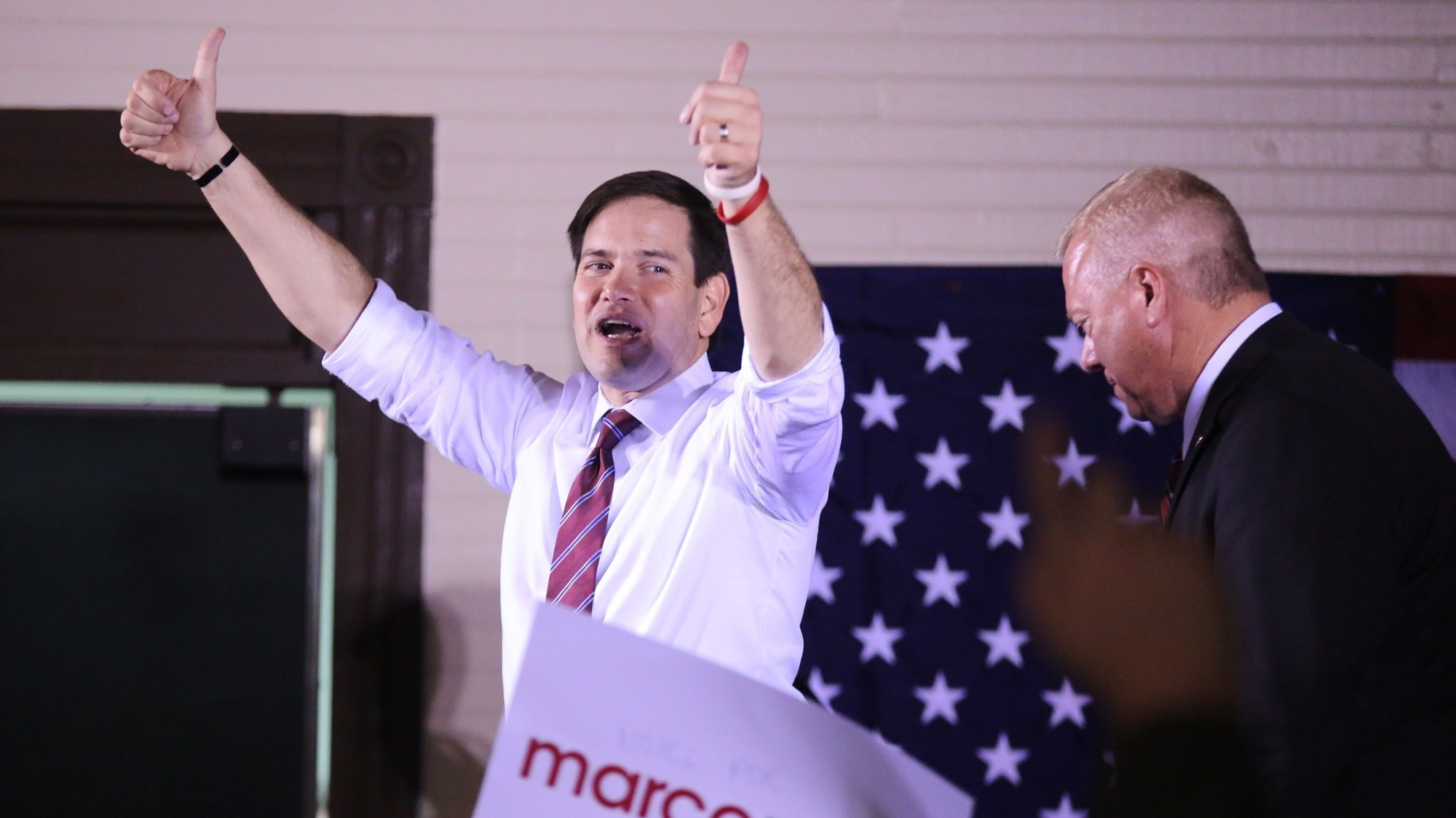 Marco Rubio Beats John Kasich in DC Primary — Barely
