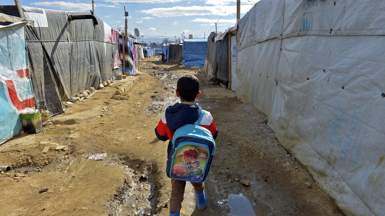 A Third of Syrian Children Have Lived Their Whole Lives Amid the Chaos of War