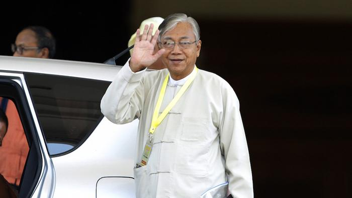 Myanmar Elects Aung San Suu Kyi's Aide as Its New President