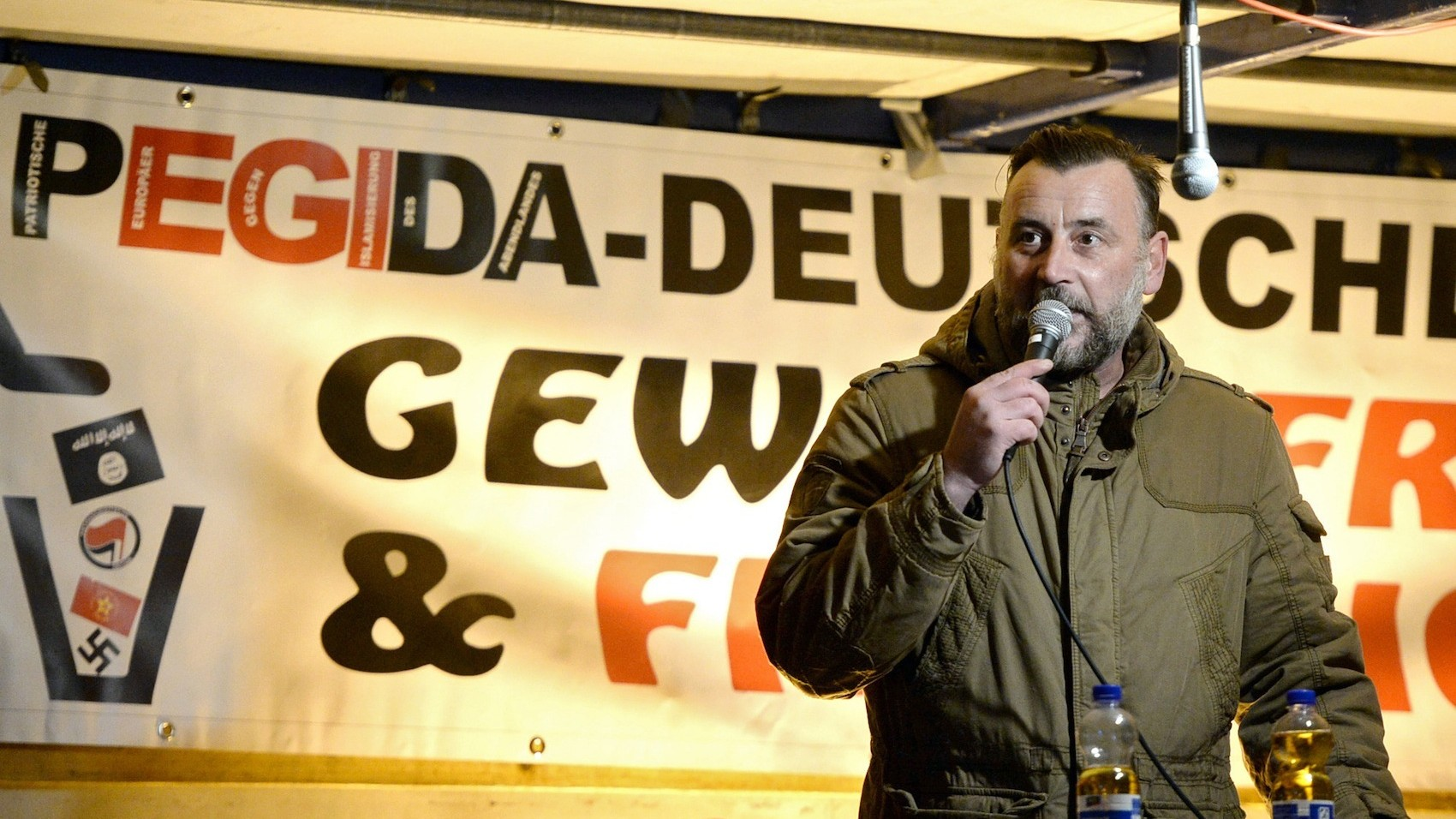 Founder of German Islamophobic Group Pegida to Stand Trial for Hate Speech