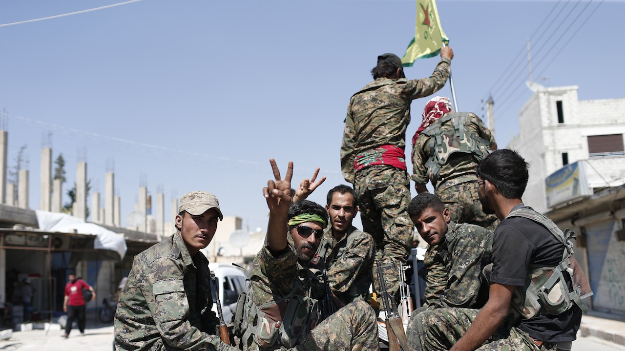 The Kurds Are Planning to Declare Their Own Autonomous Region in Syria
