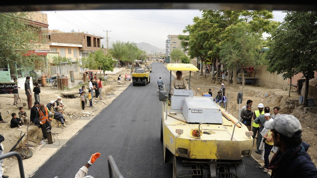 The US Poured Taxpayer Money Into Terrible Construction Projects in Afghanistan