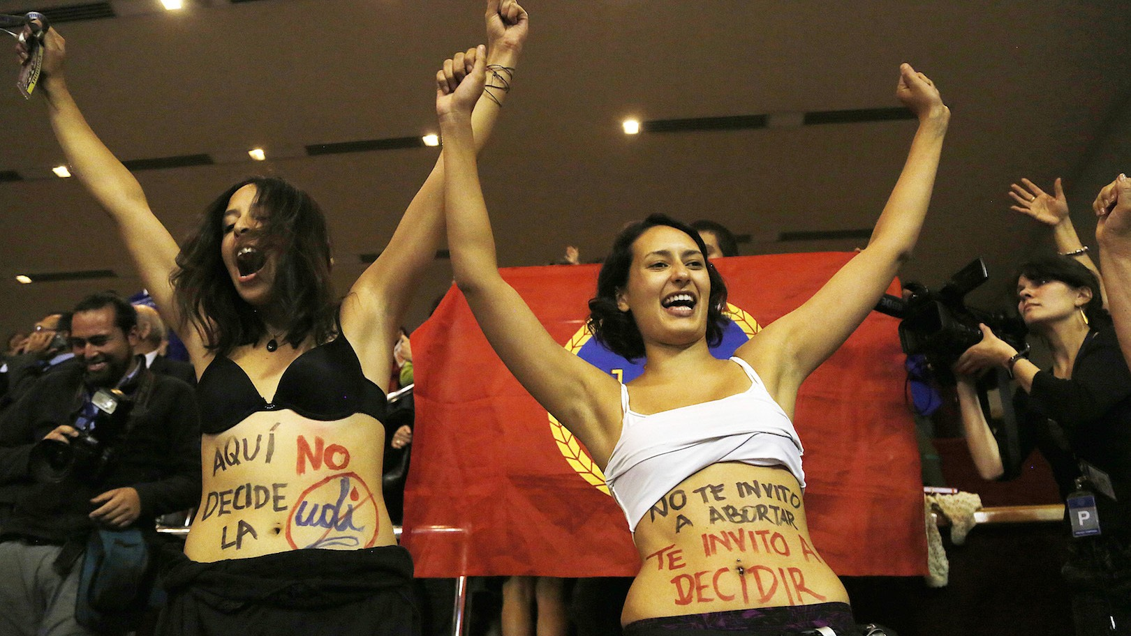 Chile Takes Its First Step Towards Easing Pinochet's Total Ban on Abortion