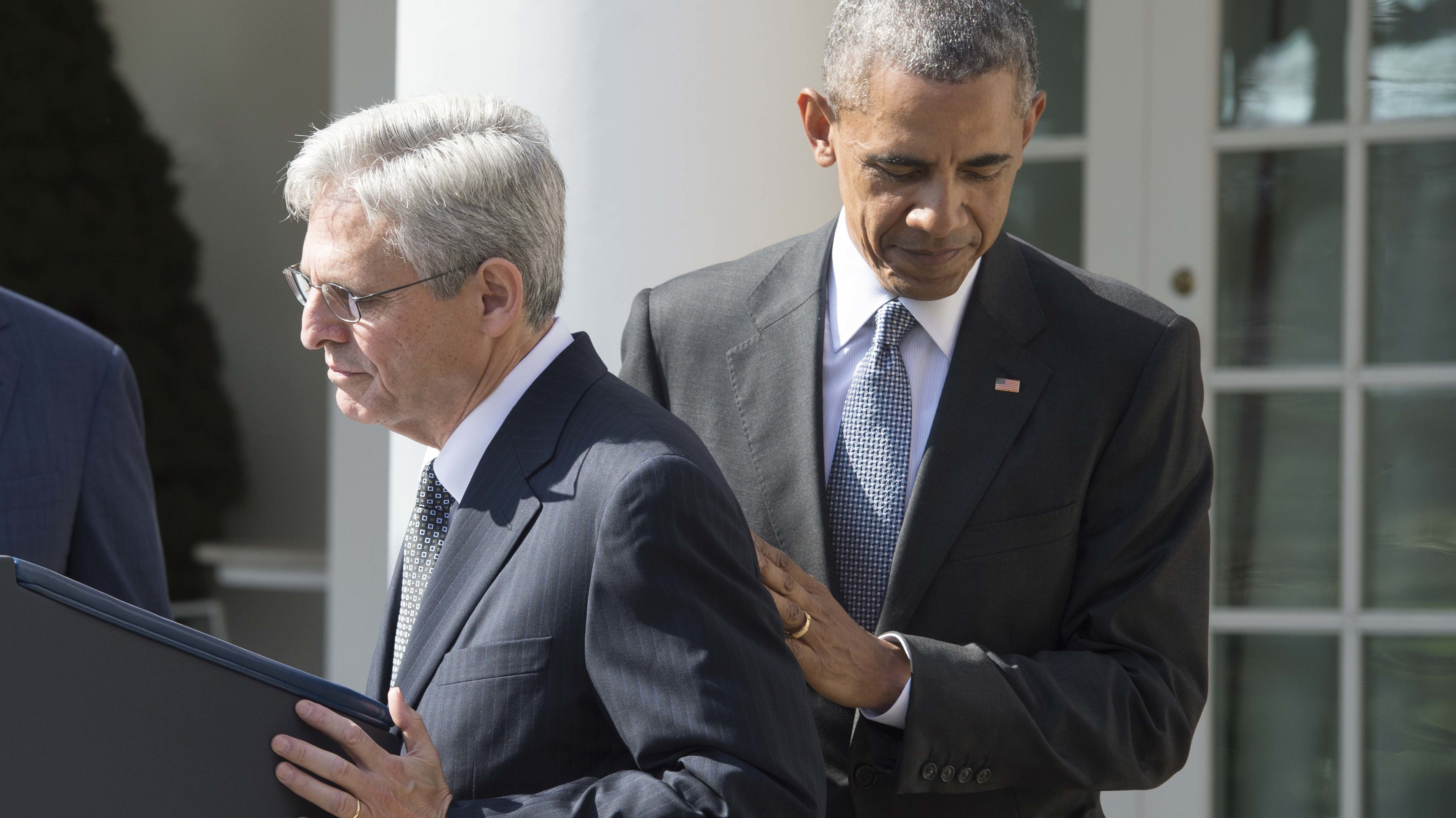 Here's What Green Groups Are Saying About Supreme Court Nominee Merrick Garland