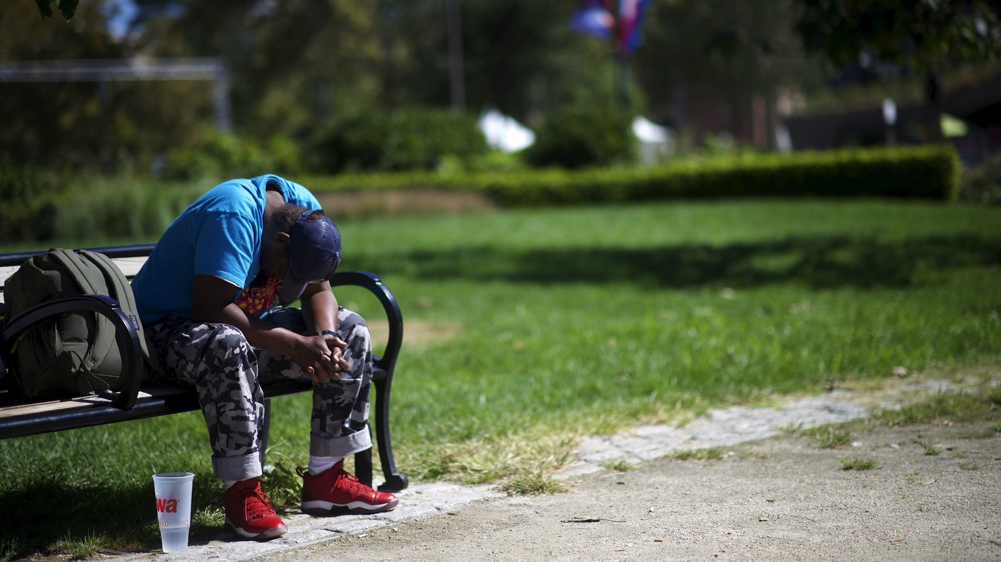 A 'Habitual Drunkard' Law Is Keeping Homeless Alcoholics on the Streets in Virginia