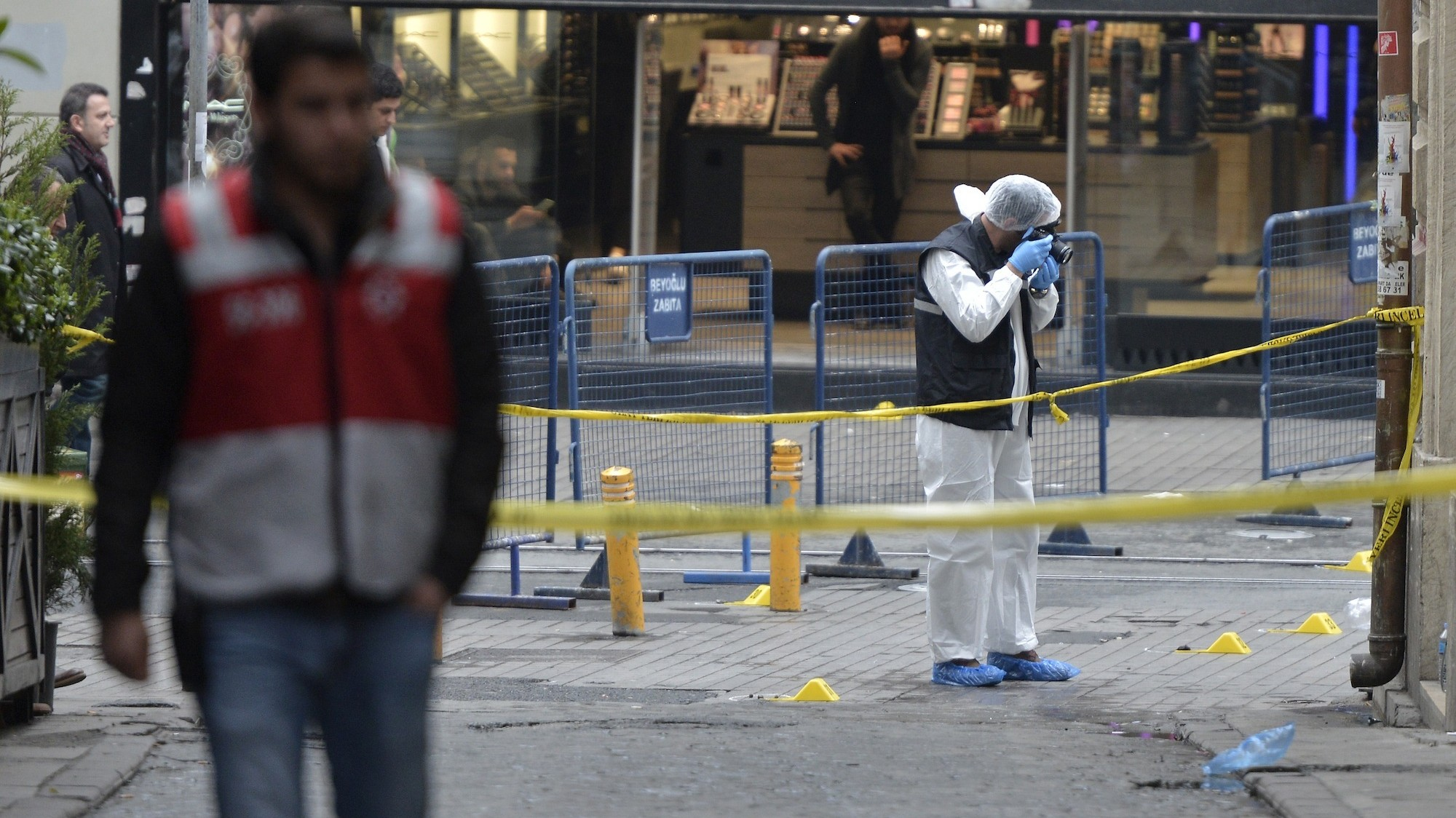Turkish Islamic State Member Identified as Suicide Bomber in Deadly Istanbul Blast