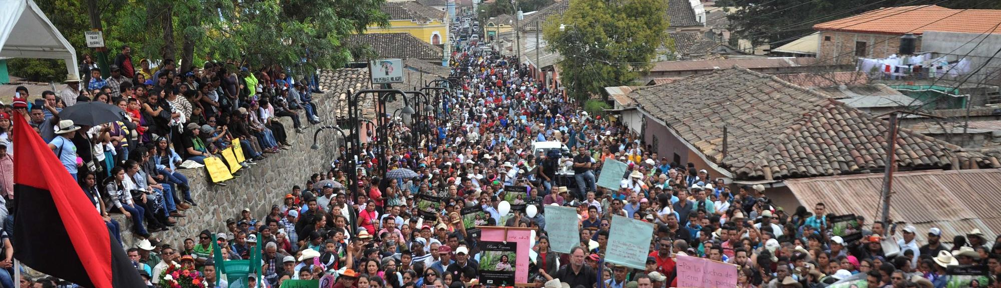 The US State Department Maintains a Hands-Off Approach to Honduras, Despite Wave of Activist Murders
