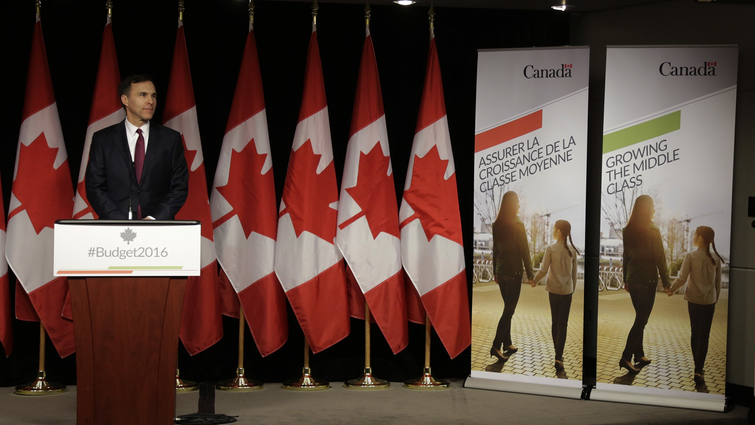 Canada Announces a $30 Billion Deficit and 10,000 More Syrian Refugees