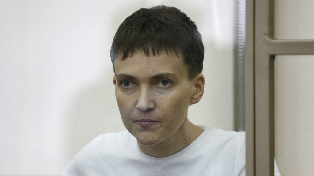 Russia Jails Ukraine's 'Hero Pilot' for 22 Years Following Trial Dismissed as a Sham