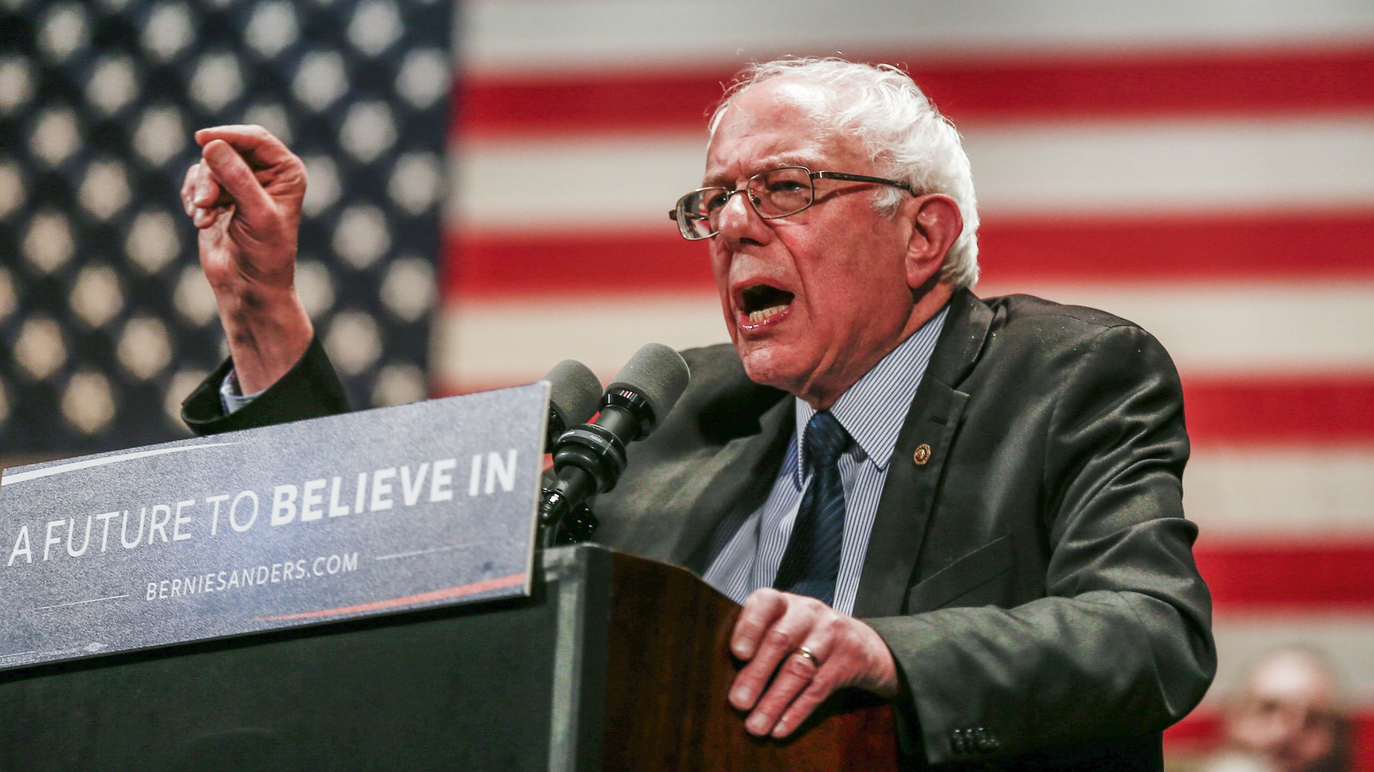 Bernie Sanders Thinks He Can Win the West, but That Probably Won't Be Enough