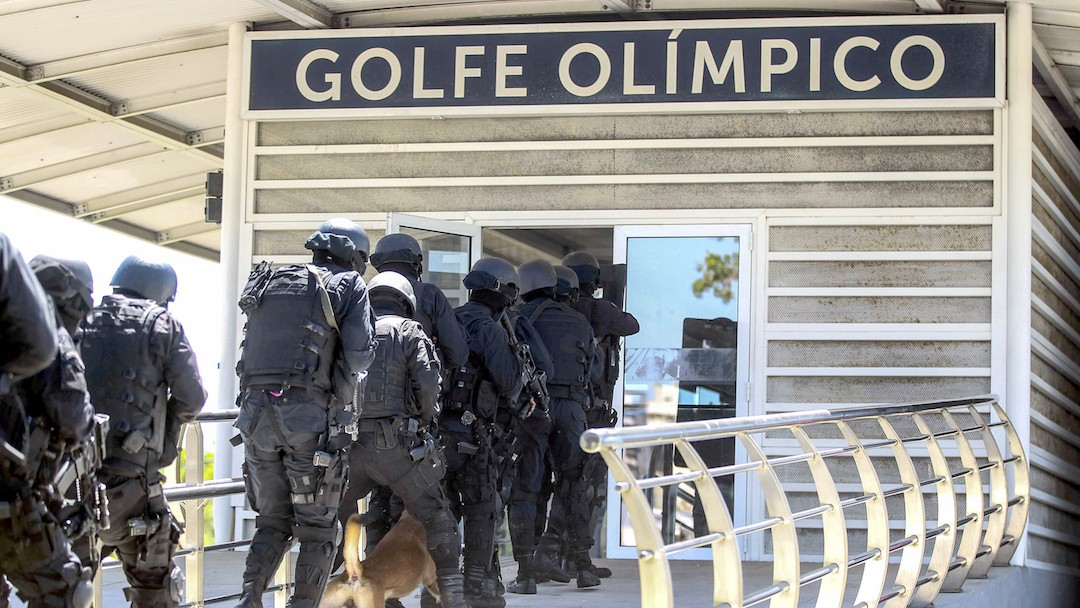 The Rio Olympics Just Got $500 Million Less Secure