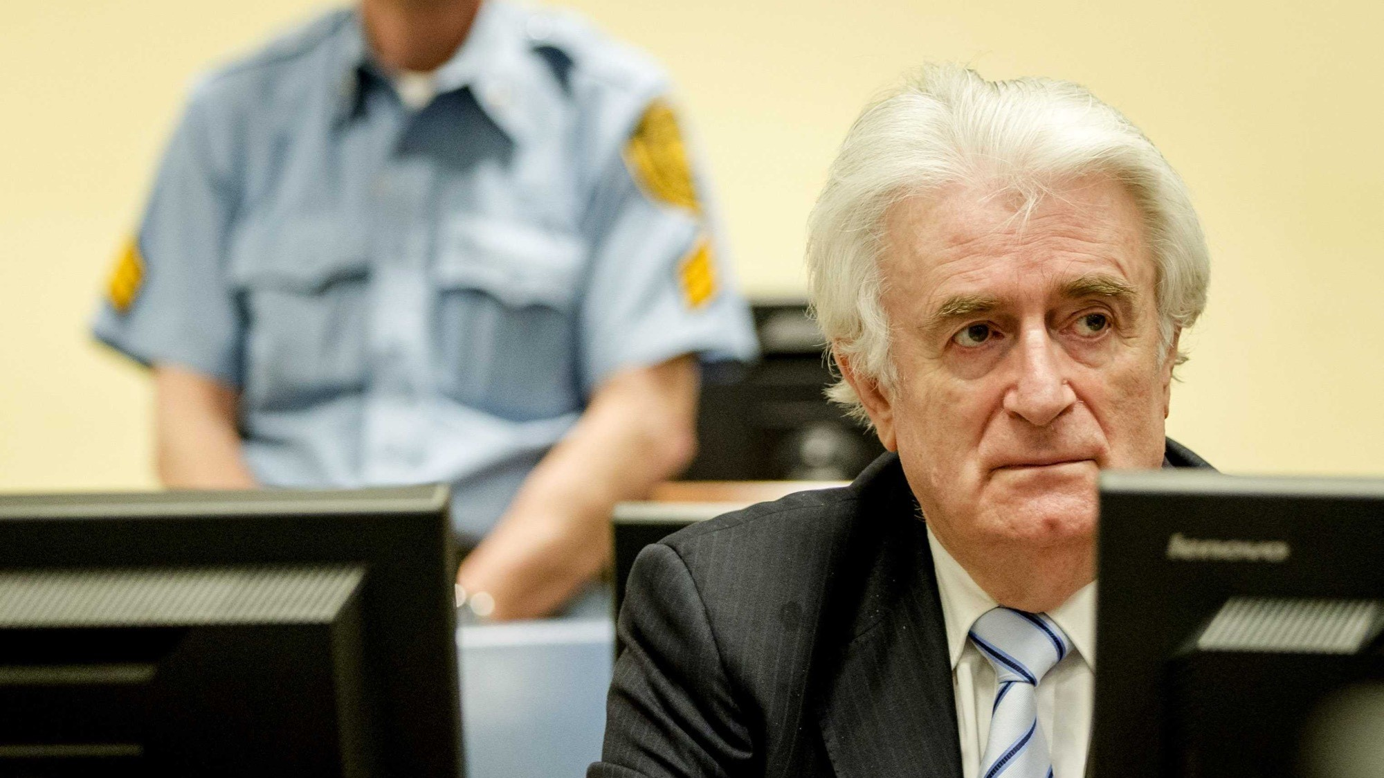 Court Finds Former Serb Leader Karadzic Guilty of Genocide, War Crimes, and Crimes against Humanity