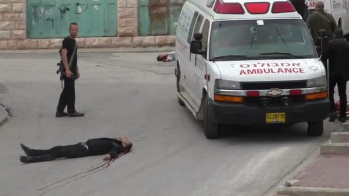 Video Shows Israeli Army Executing Palestinian After Alleged Stabbing