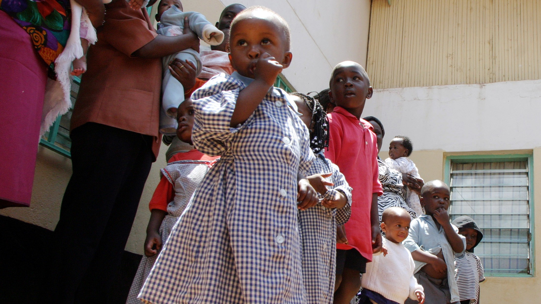 We Found the Trafficked 'Miracle Babies' Who Disappeared Ten Years Ago in Kenya
