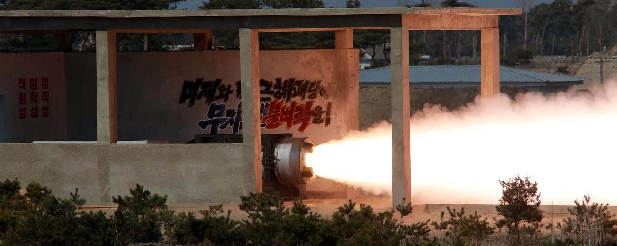North Korea Is Experimenting with a Different Kind of Rocket Fuel for Better Missiles