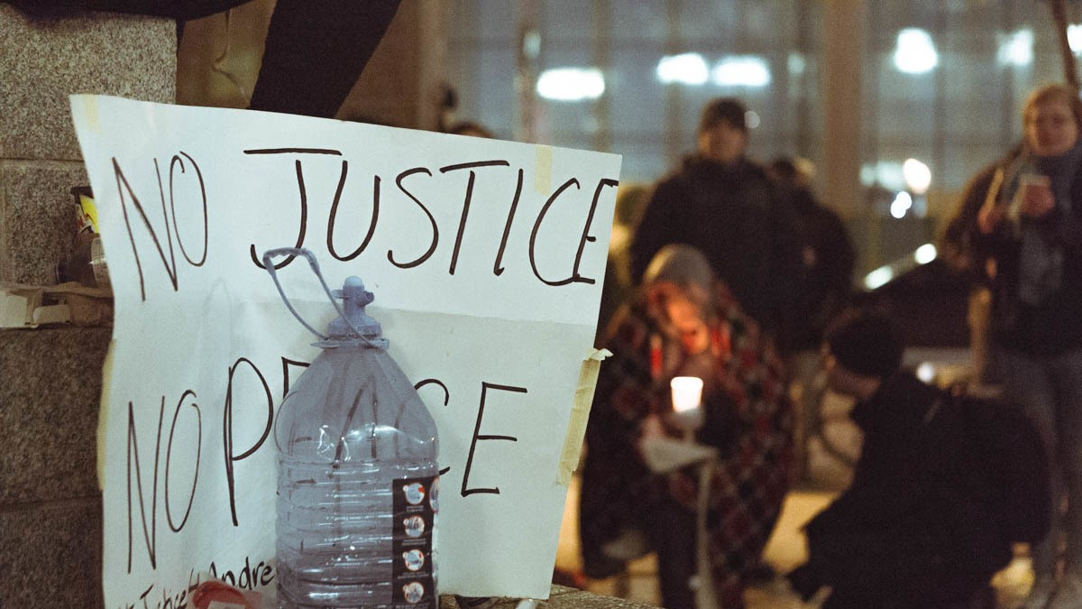 Black Lives Matter Protesters Back Lawsuit Against Toronto Police