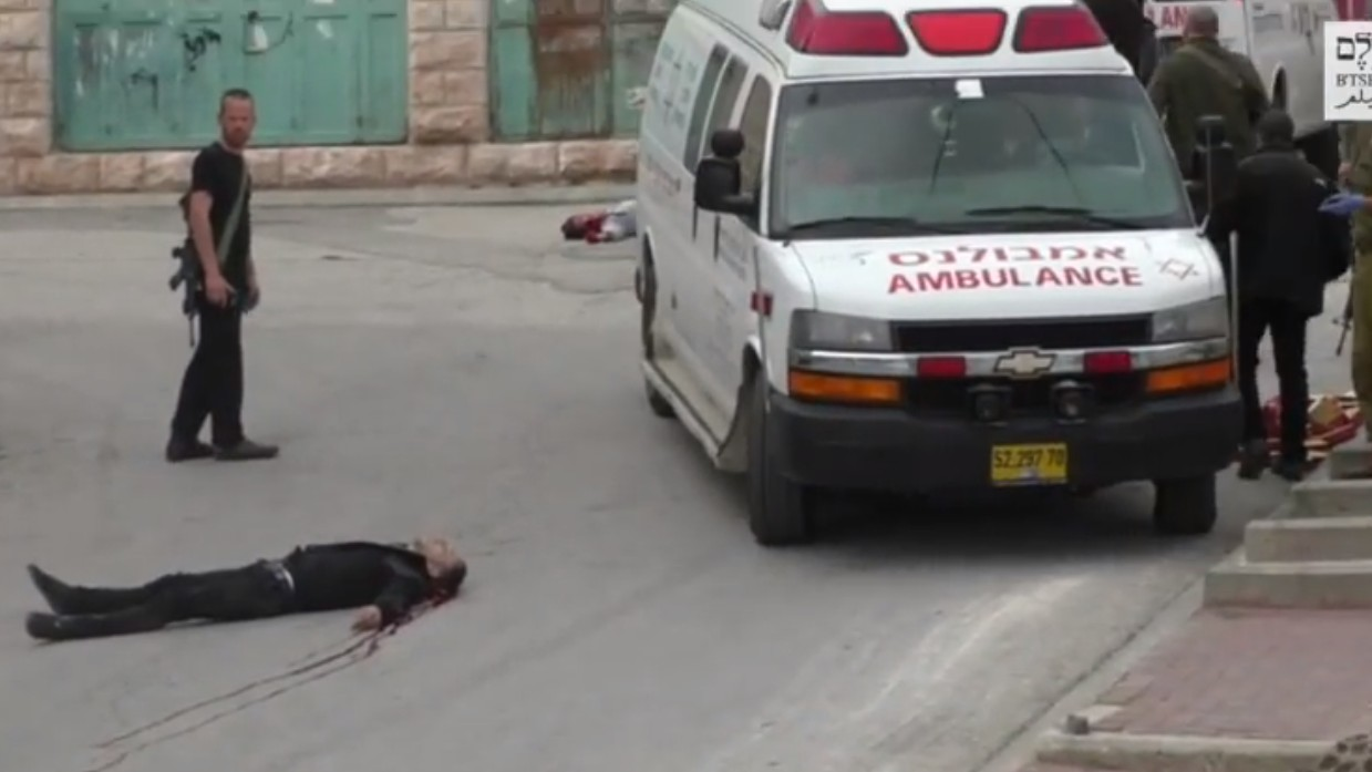 After Shooting Video Goes Viral, Israeli Soldier Faces Murder Investigation