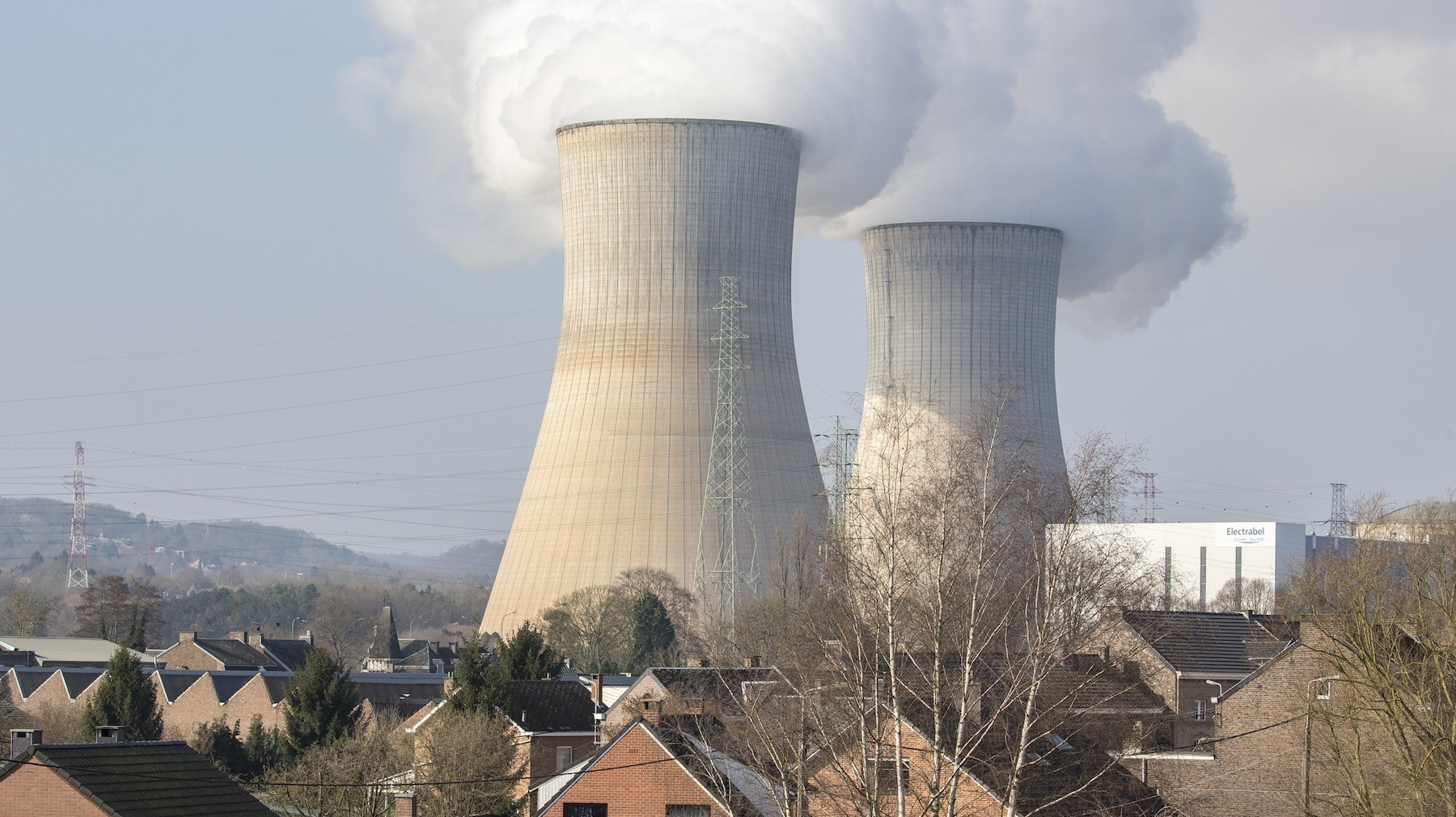 Security Guard's Murder Fuels Fears That Nuclear Plants in Belgium Could Be Attacked