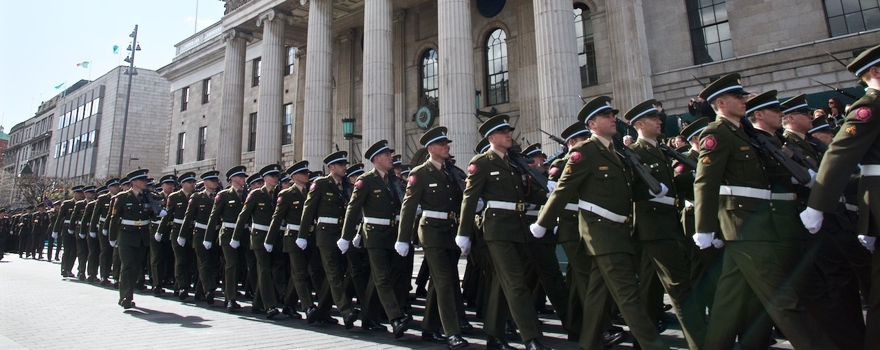 Ireland Marks 100 Years Since 'Easter Rising' Against British Rule