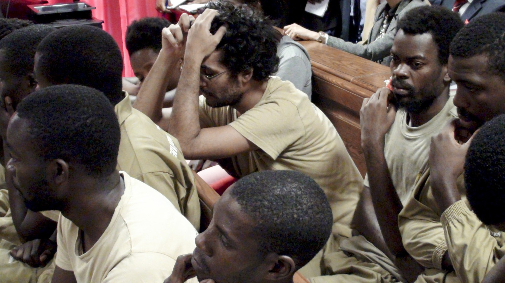 Angola Sends a Rapper and 16 Activists to Prison for Plotting Rebellion