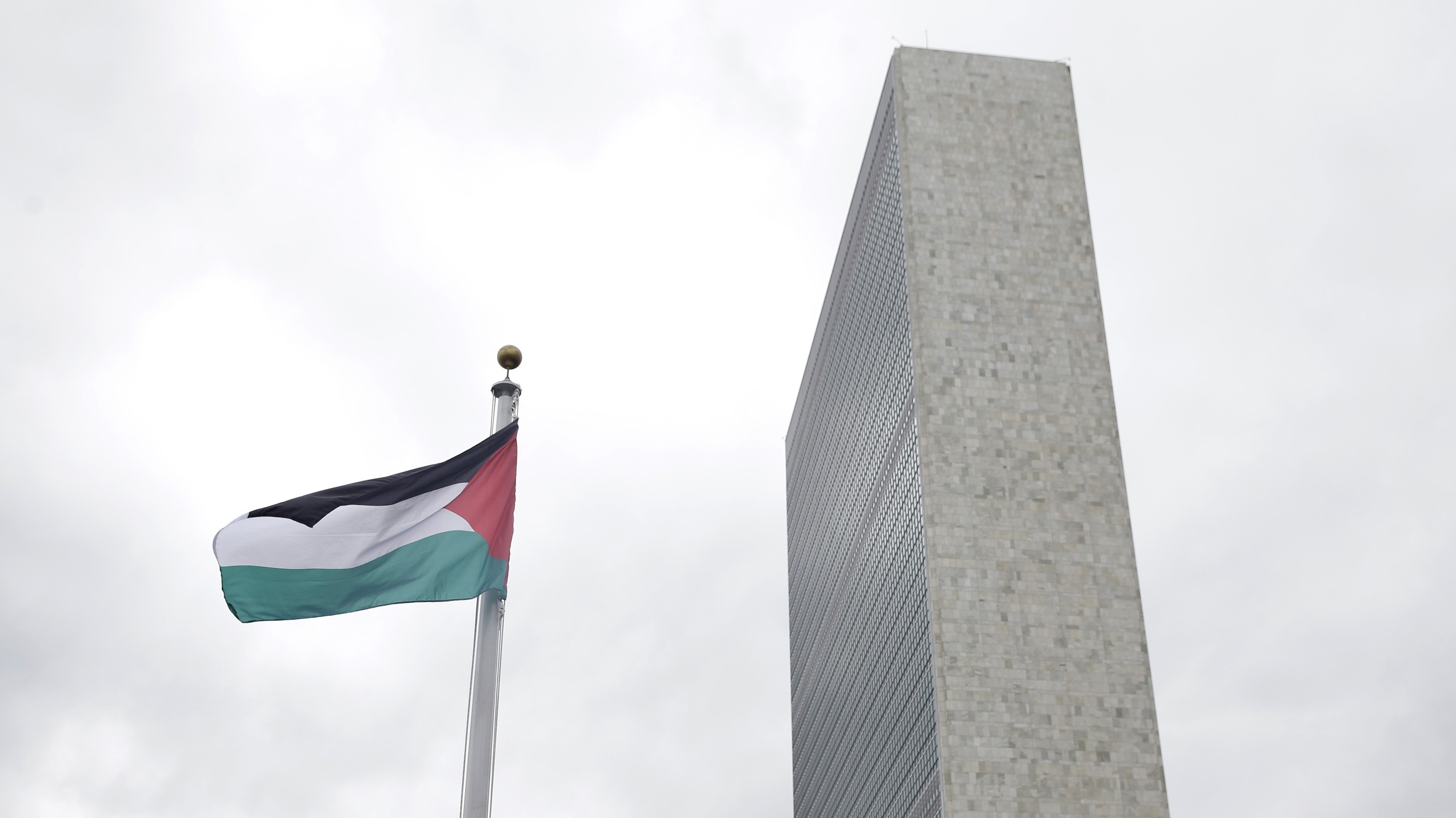 Canada Isn't a Fan of the UN's Pro-Palestinian Choice for a Human Rights Watchdog