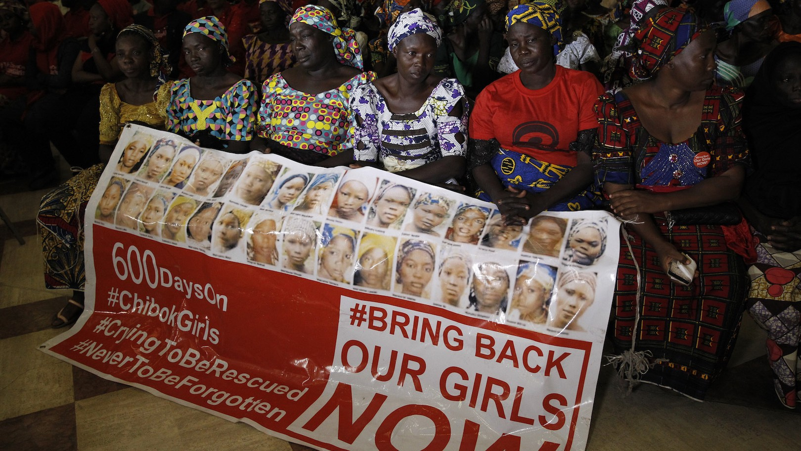 Child Suicide Bomber in Cameroon Is 'Not Missing Chibok Girl'