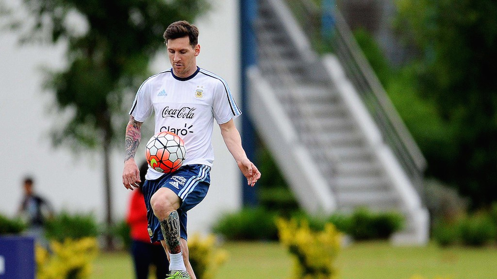 Some Egyptians Are Not Flattered by Messi's Offer to Donate His Shoes to Charity
