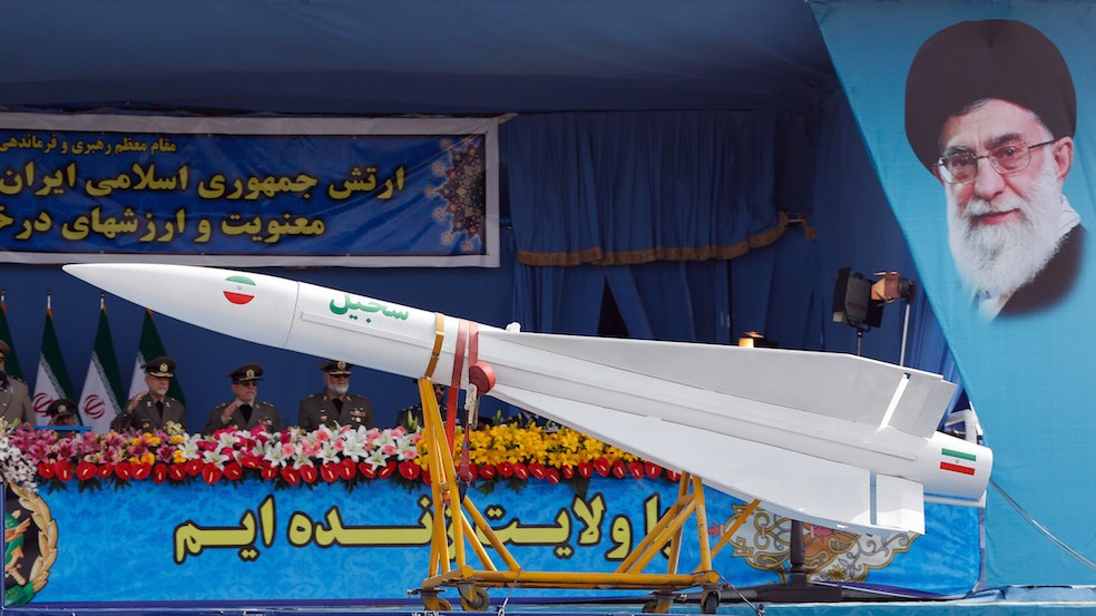 The Future Is in Missiles Not Talks, Says Iran's Supreme Leader
