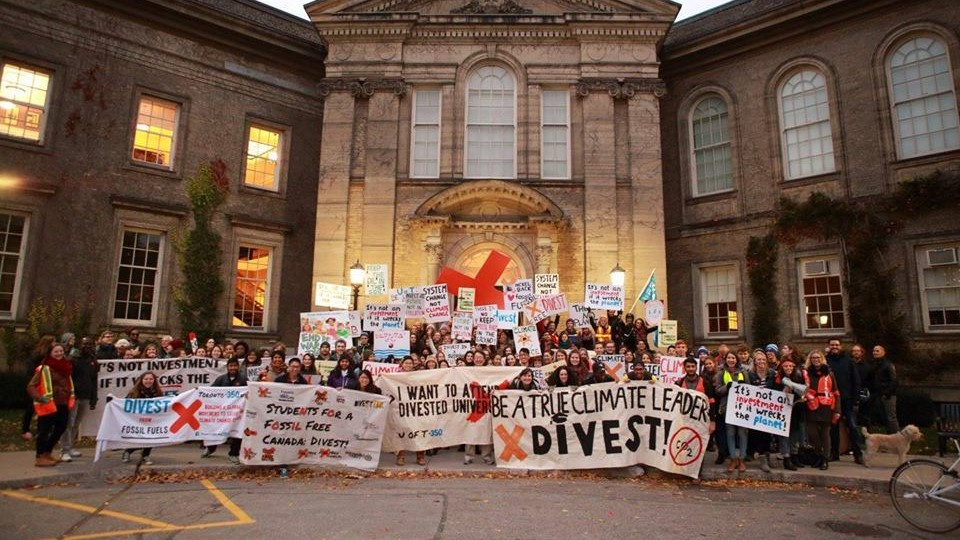 Canada's Largest University Prepares for Backlash After Refusing to Drop Fossil Fuel Investments