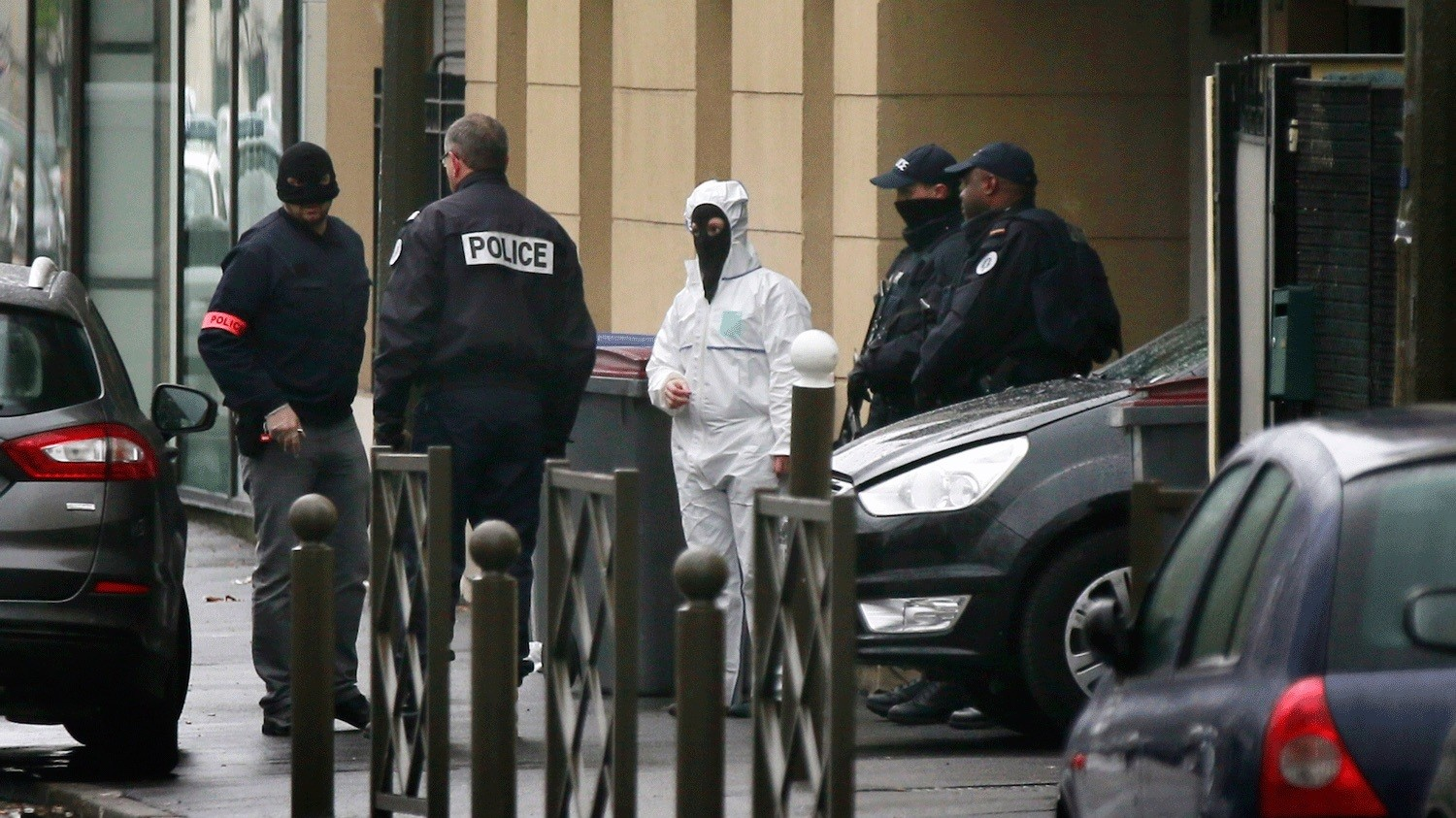 French Authorities Charge Terror Suspect Who Was Planning 'Imminent Attack'