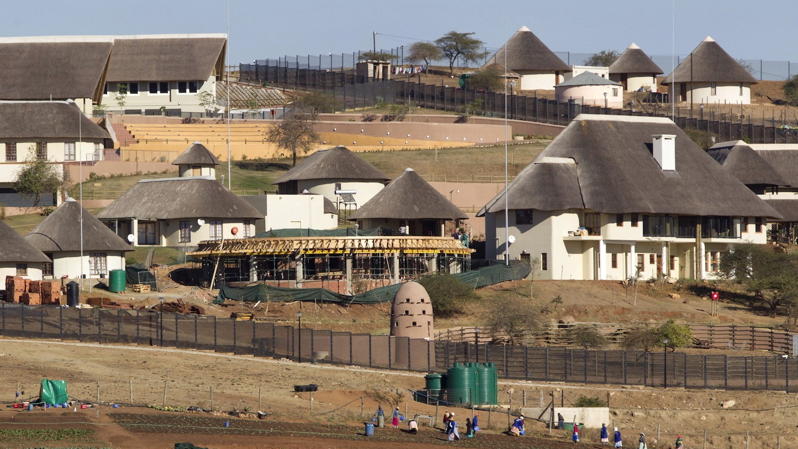 Court Orders South African President to Pay  Back Government for Controversial Home Remodeling