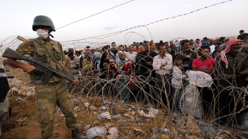 Turkey Is Shooting Refugees and Illegally Sending People Back to Syria, Say Rights Groups