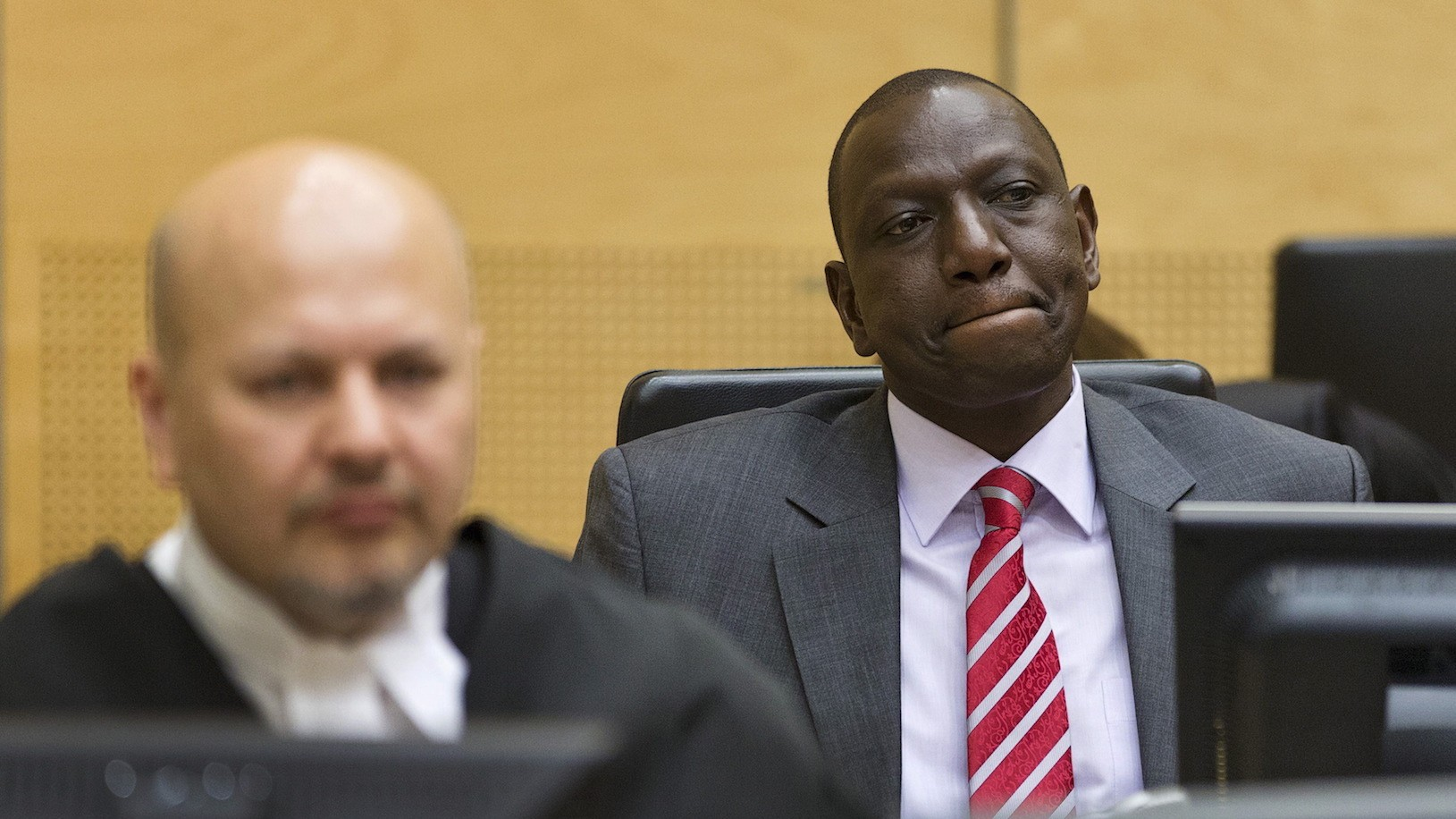 ICC Drops Crimes Against Humanity Case Against Kenyan Deputy Vice President Ruto