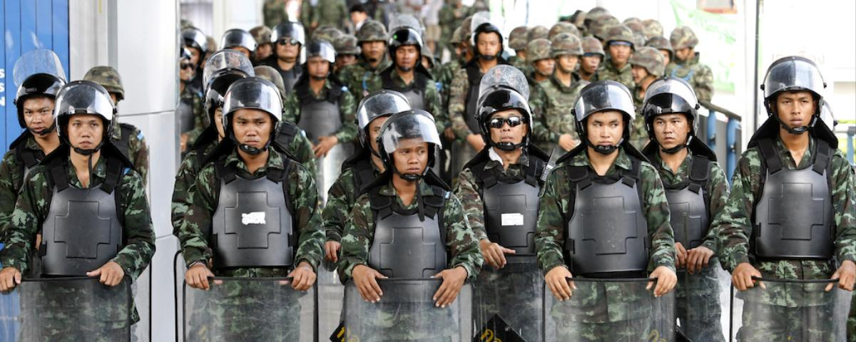 Thailand Is in Danger of Becoming an Established Military Dictatorship