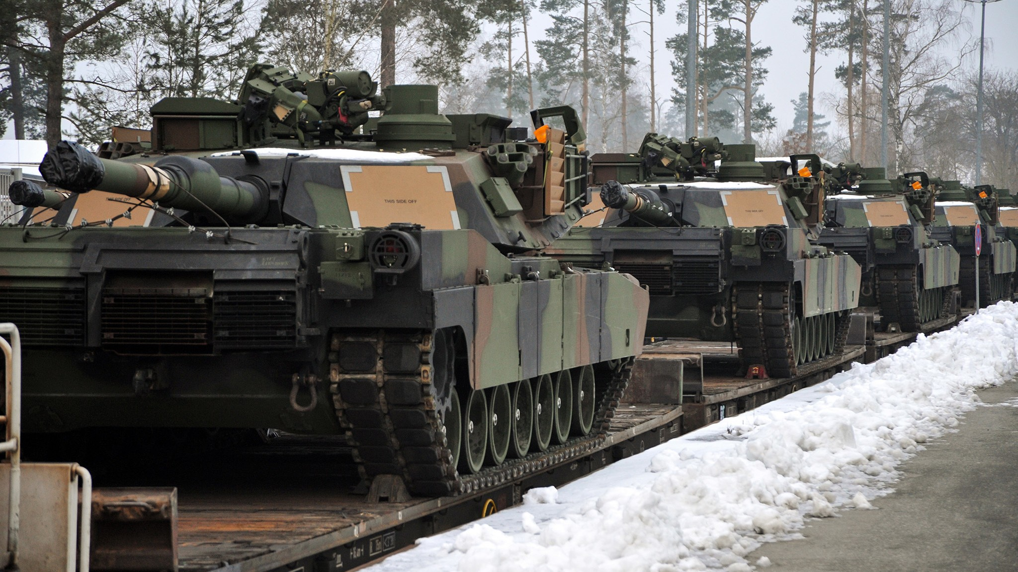The US Army Doesn't Seem Real Sure It Could Stop a Russian Invasion of Europe