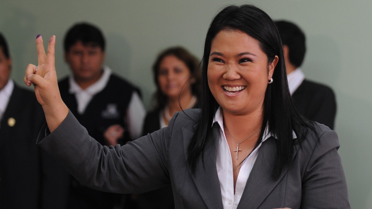 Peru Goes to the Polls Under the Shadow of Favorite Keiko Fujimori's Disgraced Dad