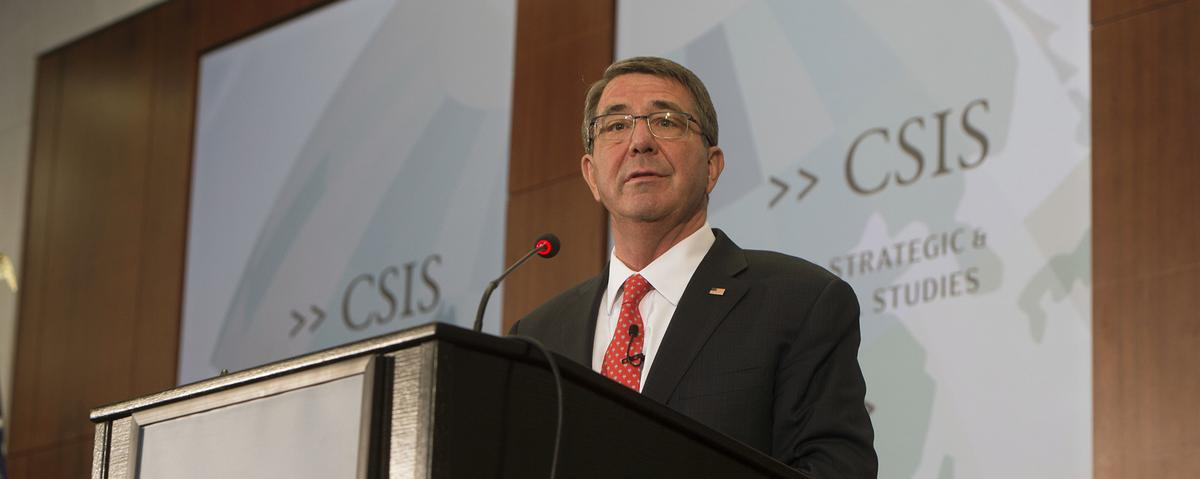US Secretary of Defense Ash Carter Wants to Fix Everything Wrong With the Pentagon