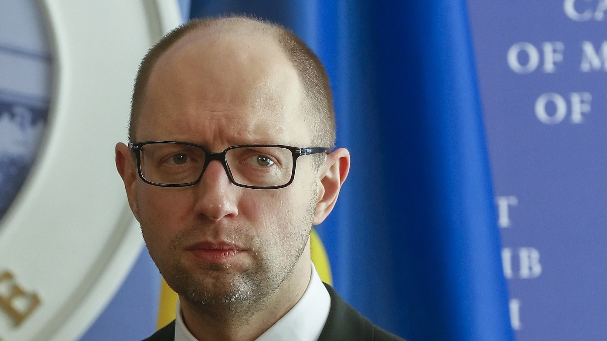 Ukraine's Prime Minister Offers Cryptic Reasons for Sudden Resignation