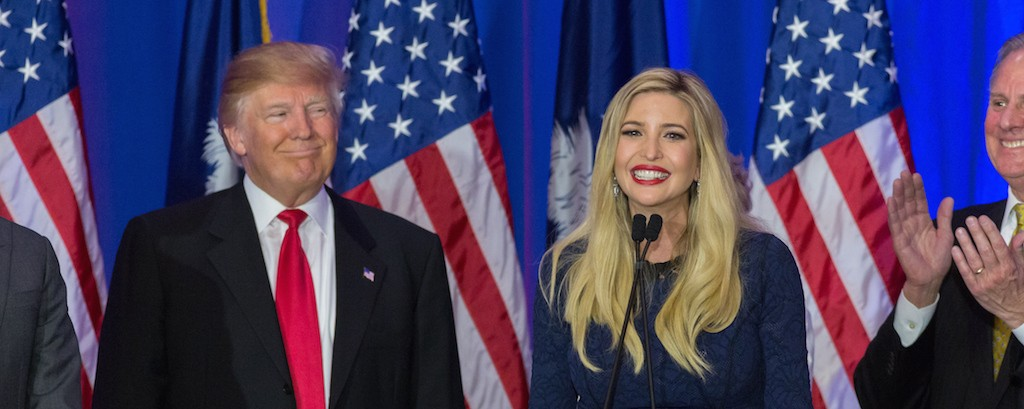 Why Donald Trump's Kids Won't Be Voting for Him in New York's Primary