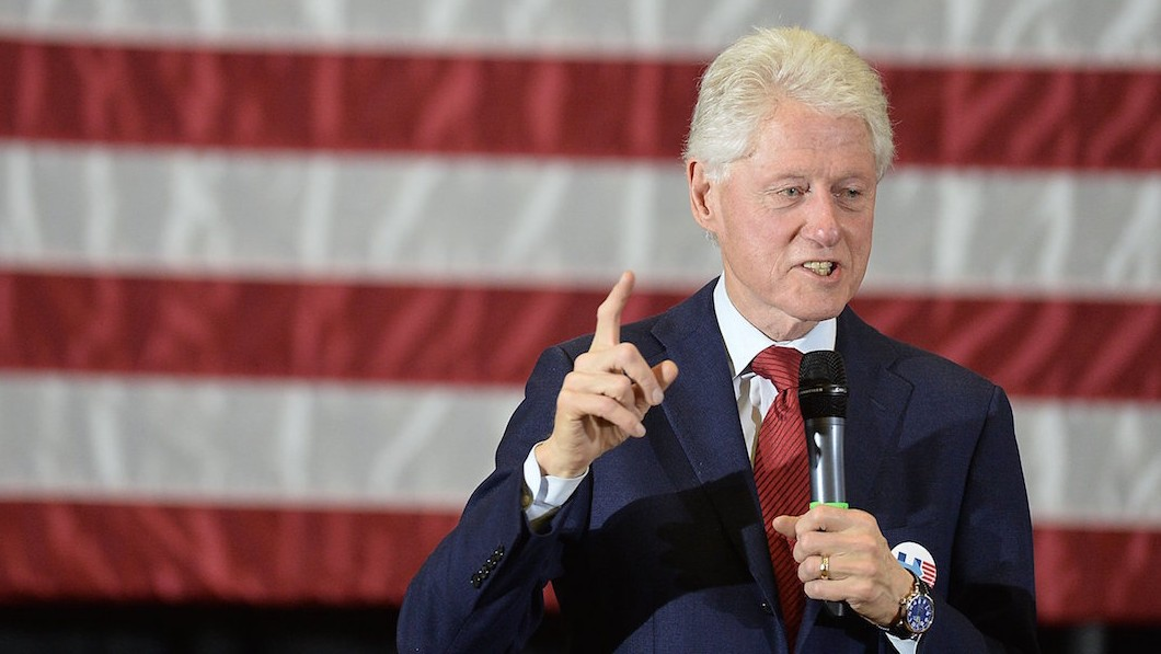 After Black Lives Matter Spat, Bill Clinton Admits Crime Bill Put 'Too Many People in Jail'